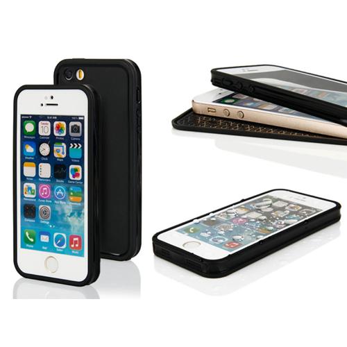 Custodia TPU Resistente All'acqua Nero Apple iPhone 6/6S Plus 5.5 ...