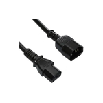 Cavo Dell Extension Cable IEC C13 F a IEC C14 M 4.0 mt 081648